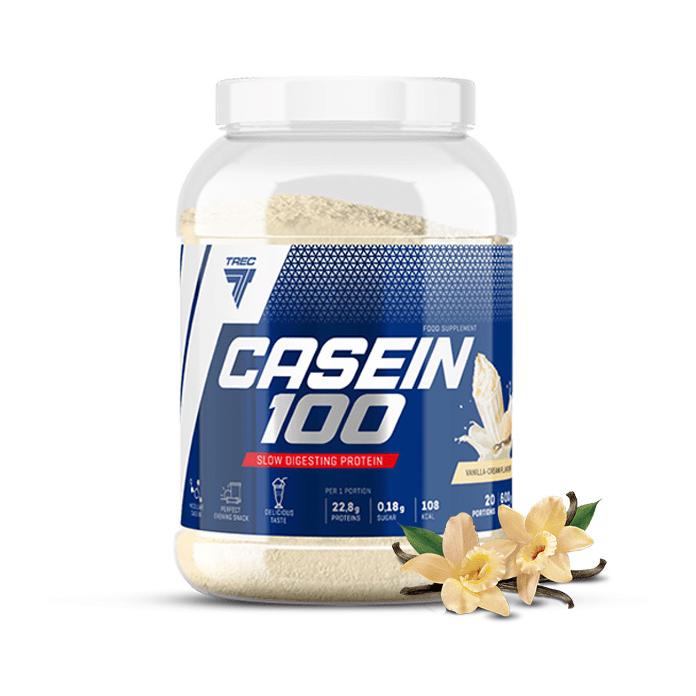 Casein 100 (1,8 kg, банка)