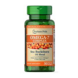 Omega-7 Complex Sea Buckthorn Oil Blend (30 softgels)