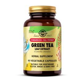 Green Tea Leaf Extract (60 veg caps)