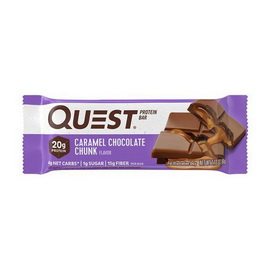 QuestBar Caramel Chocolate Chunk (1 x 60 g)