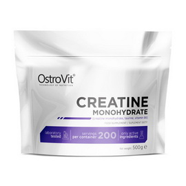 Creatine Monohydrate Pure (500 g, пакет)