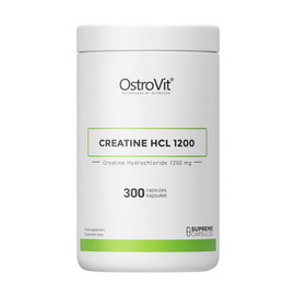 Creatine HCl 1200 (300 caps)