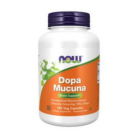 DOPA Mucuna (180 veg caps)