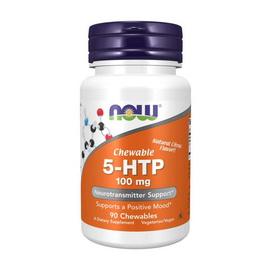Chewable 5-HTP 100 mg (90 chew tabs)