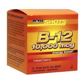 B-12 10 000 mcg Shot (12 x 15 ml)