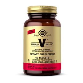 Formula V VM-75 (60 tabs)