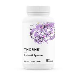 Iodine & Tyrosine (60 caps)