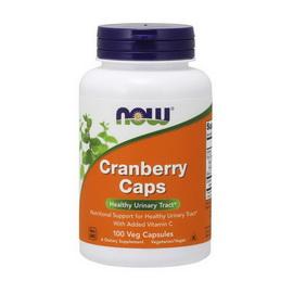 Cranberry Caps (100 veg caps)