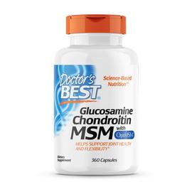 Glucosamine Chondroitin MSM (360 caps)