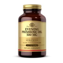 Evening Primrose Oil 500 mg (180 softgels)