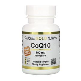 CoQ10 100 mg (30 veg softgels)