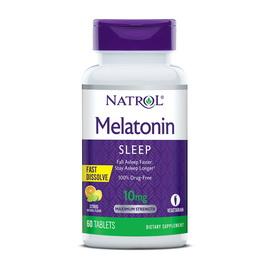 Melatonin 10 mg Fast Dissolve (60 tabs)