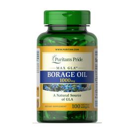 Borage Oil 1000 mg (100 softgels)