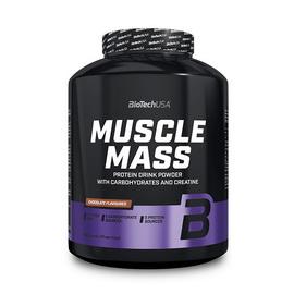 Muscle Mass (4 kg, банка)