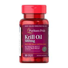 Krill Oil 500 mg (30 softgels)
