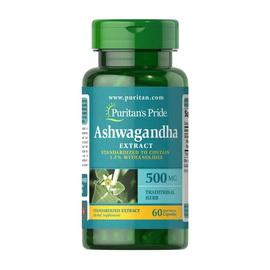 Ashwagandha Extract 500 mg (60 caps)