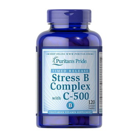 Stress B Complex with C-500 Timed Release (120 caplets)