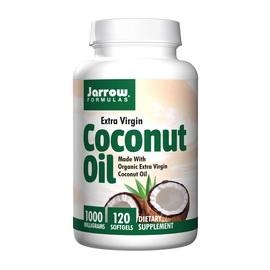 Coconut Oil 1000 mg Extra Virgin (120 softgels)