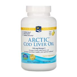 Arctic Cod Liver Oil 750 mg (180 softgels)