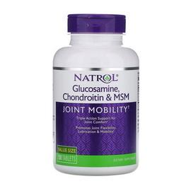 Glucosamine, Chondroitin & MSM (150 tabs)