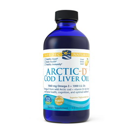 Arctic-D Cod Liver Oil (237 ml)