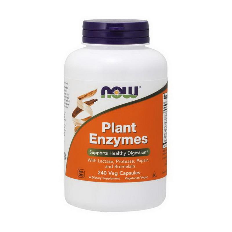 Plant Enzymes (240 veg caps)