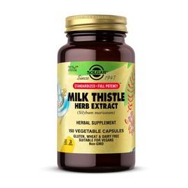 Milk Thistle Herb Extract (150 veg caps)