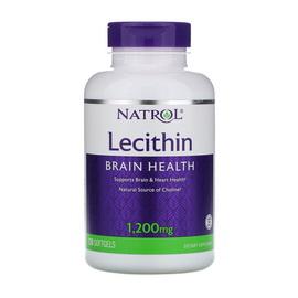 Lecithin 1200 mg (120 softgels)