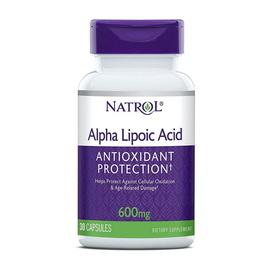 Alpha Lipoic Acid 600 mg (30 caps)