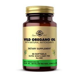 Wild Oregano Oil (60 softgels)