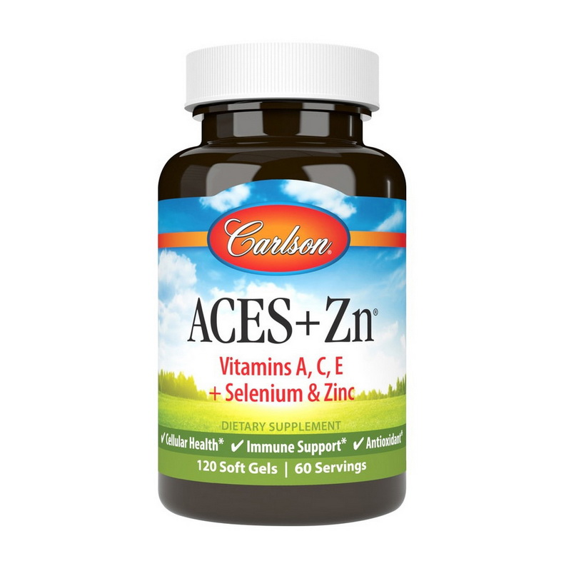 ACES + Zn (120 softgels)