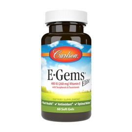 E-Gems 400 IU (268 mg) (60 softgels)