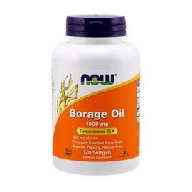 Borage Oil 1000 mg (120 softgels)