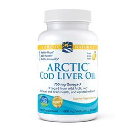 Arctic Cod Liver Oil 750 mg (90 softgels)