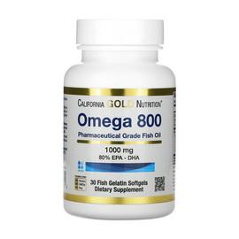 Omega 800 (30 fish softgels)
