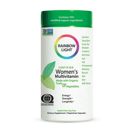 Certified Women's Multivitamin (120 veg caps)