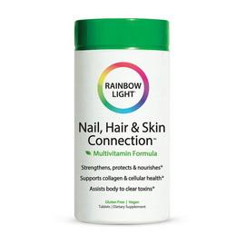 Nail, Hair & Skin Connection (60 tabs)