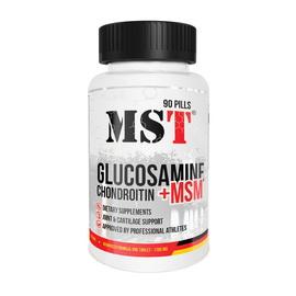 Glucosamine Chondroitin + MSM 1500 (90 pills)