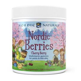 Nordic Berries Multivitamin (120 gummies)