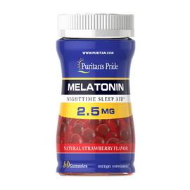Melatonin 2,5 mg (60 gummies)