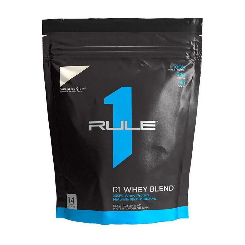 R1 Whey Blend (462 g, пакет)