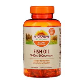Fish Oil 1000 mg (144 softgels)
