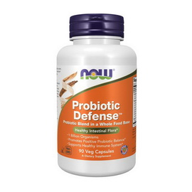 Probiotic Defense (90 veg caps)