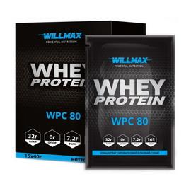 Whey Protein 80 Mix (15 x 40 g)