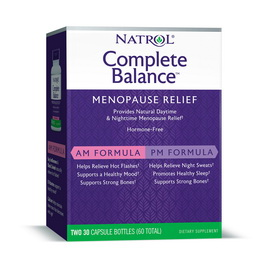 Complete Balance Menopause Relief AM/PM (2 x 30 caps)