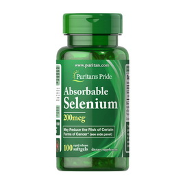 Absorbable Selenium 200 mg (100 softgels)