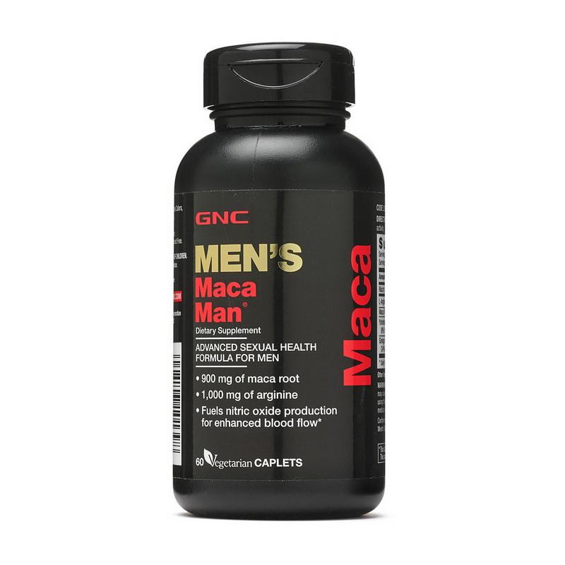 Men's Maca Man (60 veg caplets)