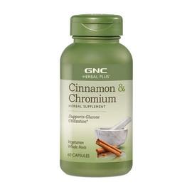 Cinnamon & Chromium (60 caps)