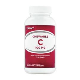 Chewable C 100 mg (90 veg tabs)