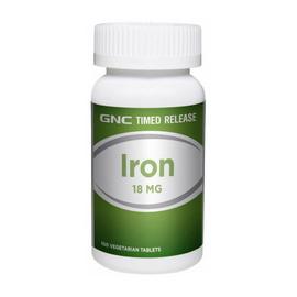 Iron 18 mg (100 veg tabs)